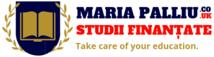 Maria Palliu Studii Finantate UK Universitati Anglia Londra Logo