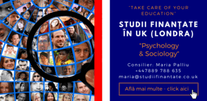 Maria Palliu consilier Studii Finantate UK Universitati Anglia Londra Maria Palliu consilier Studii Finantate UK Universitati Anglia Londra Psychology & Sociology