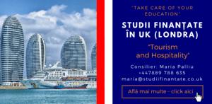 Maria Palliu consilier Studii Finantate UK Universitati Anglia Londra Maria Palliu consilier Studii Finantate UK Universitati Anglia Londra Tourism and Hospitality